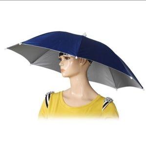 "🆕 26"" Umbrella Rain Gear -  Hat"